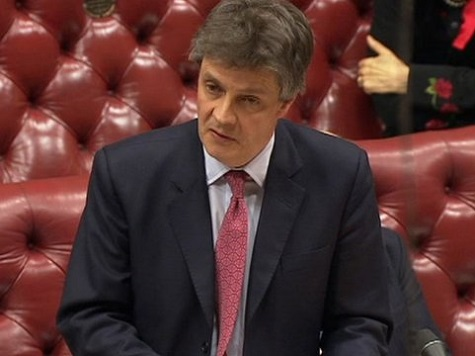 Left-Wing MEPs Dislike Lord Hill for His Private Sector Experience