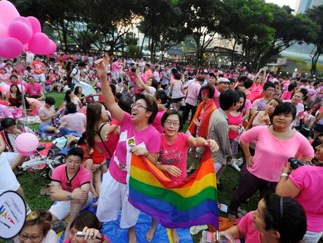 Singapore's Top Court Upholds Anti-Gay Law