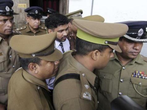 Sri Lanka Jails Killers of British Tourist
