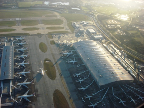 Two Arrested at Heathrow over Syria Terror Offences