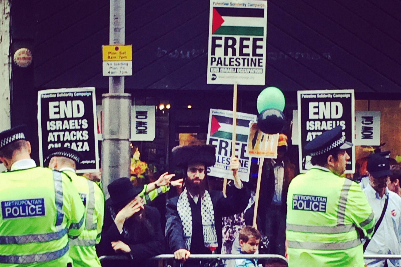 Douglas Murray: Pro Palestinian Rally Was 'Anti Semitic Spectacle'