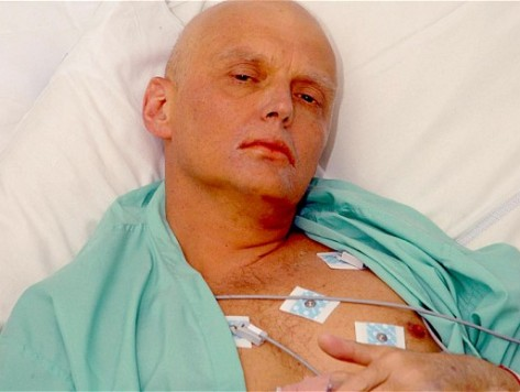 Britain to Hold Public Inquiry into Death of Ex-KGB Agent Litvinenko