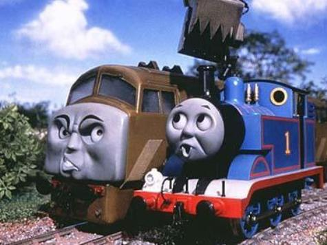 Guardian: Thomas the Tank Engine is Racist Because the Evil Trains Pump Out Black Smoke