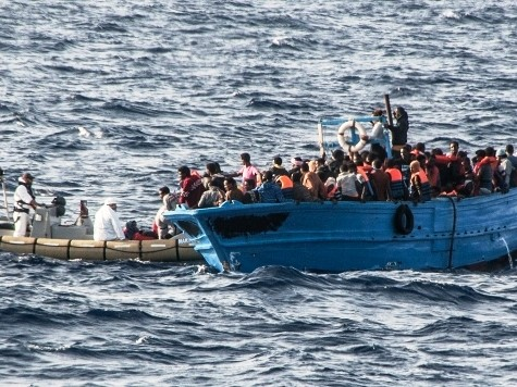 Immigration Makes Mediterranean 'Most Deadly Sea Ever' Says the UN