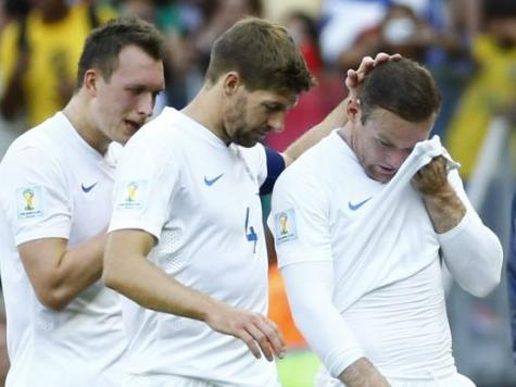 England's Early World Cup Exit Hit UK Pub Operators