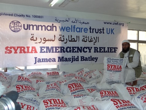 HSBC Bank to Close Muslim Charity Accounts as Gaza Protests Escalate
