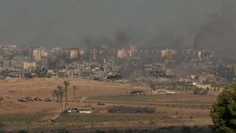 Mideast Ceasefire Begins