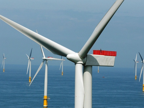 Useless Wind Farms Endangering Britain's Energy Capacity