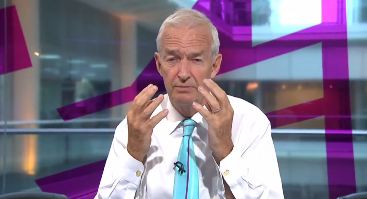 Channel 4's Jon Snow on Gaza: Fair and Balanced, Anyone?