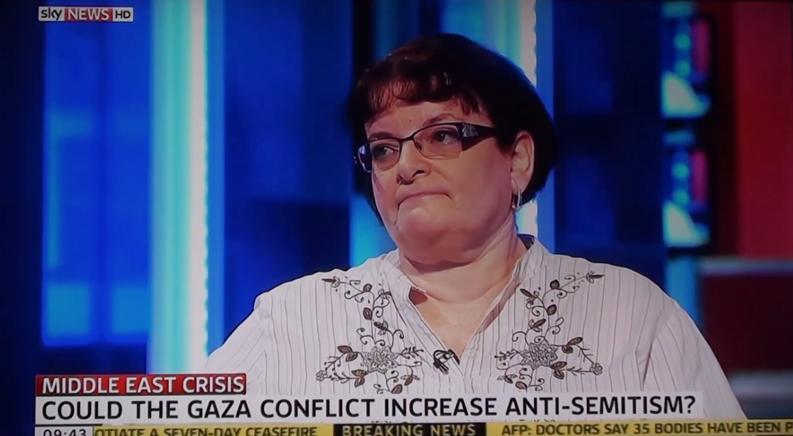 Murdoch's Sky News Uses Self Confessed Anti-Semite as Talking Head on Anti-Semitism