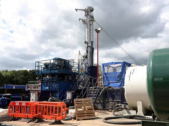 UK Government Climbs Down, Imposes Restrictions on Fracking