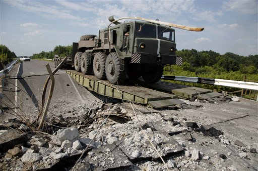 Ukrainian Troops Suffer Heavy Loss in Ambush