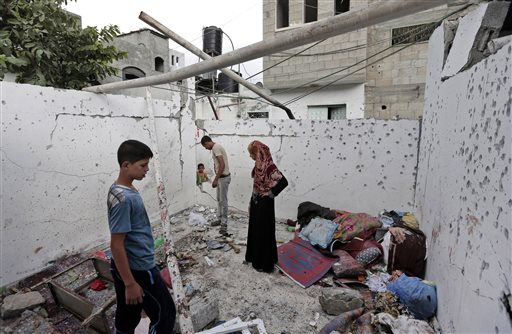Israeli Airstrike Kills Militant Leader in Gaza