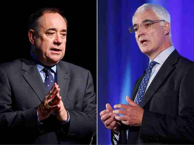 Surge in Scottish 'No' Vote after Salmond Flunks Independence Debate