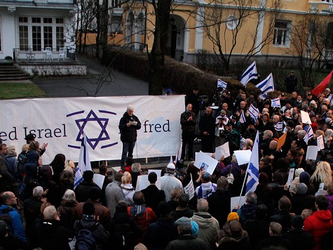 Norway To Host Huge Pro-Israel Rally, Mosques Expected To Hit Back