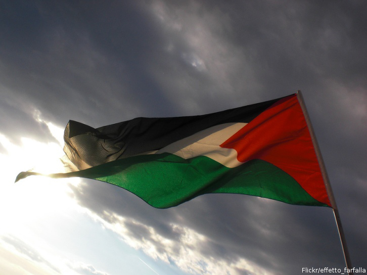 Row Over Plan to Fly Palestine Flag Over Glasgow City Council
