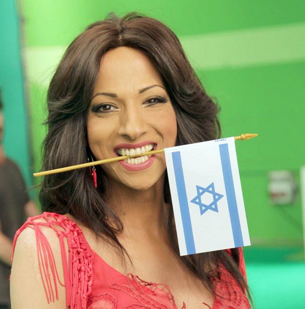 Transgender Israeli Singer to Europe: 'Shut Your Mouths About Gaza, You Raped the World'