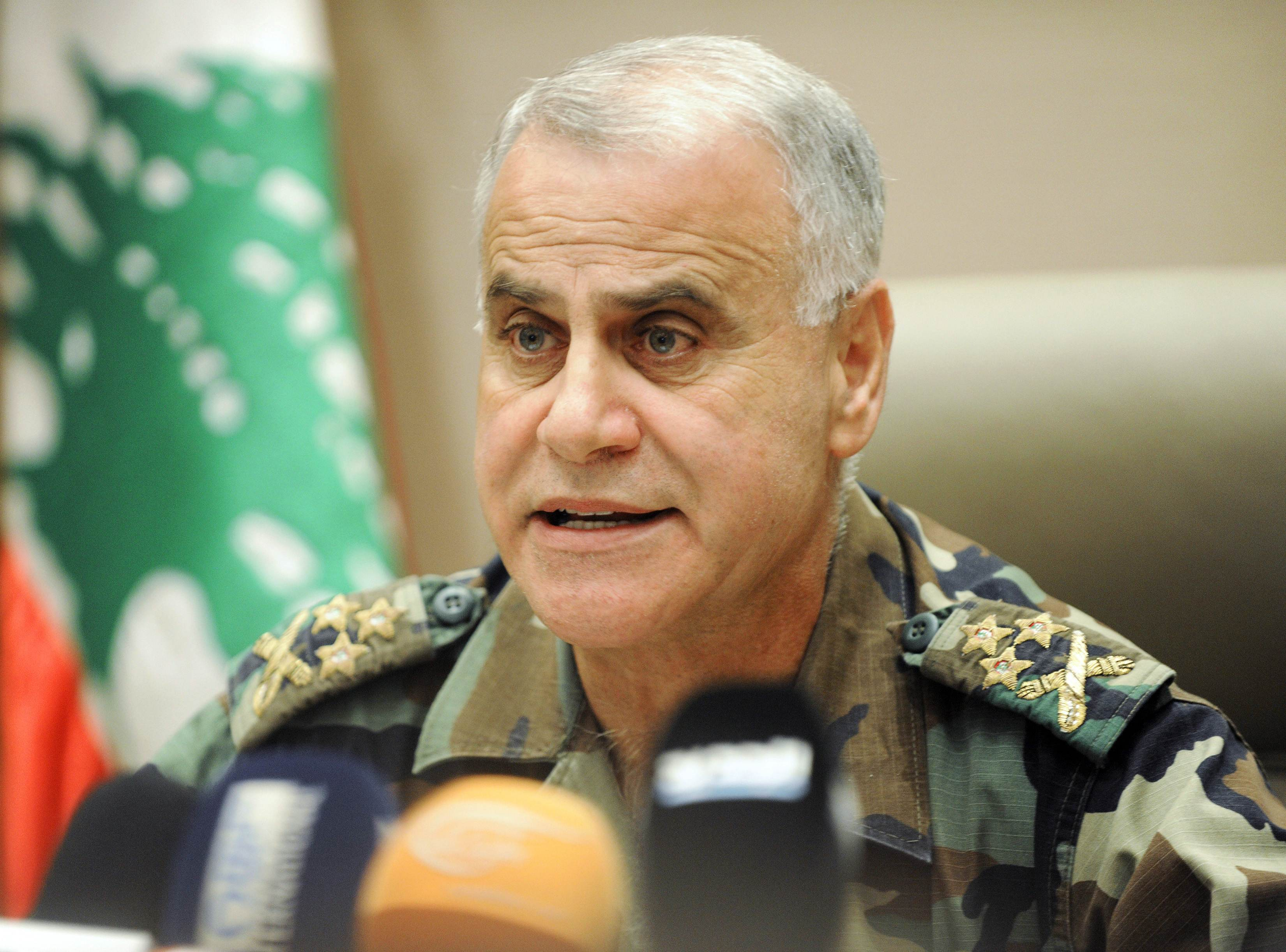 Lebanon Army Chief Warns of ISIS Incursion as Militants Attack Third Country