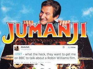BBC Tries to Interview Jihadi About Robin Williams Film Jumanji