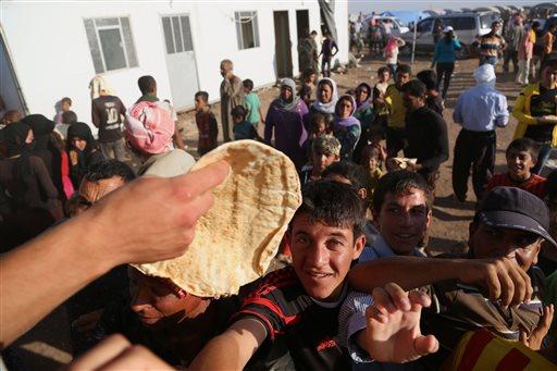 Four Children Die in Iraq Army Clash with Militants