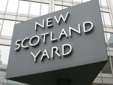 Five Men Charged after London Terror Arrests