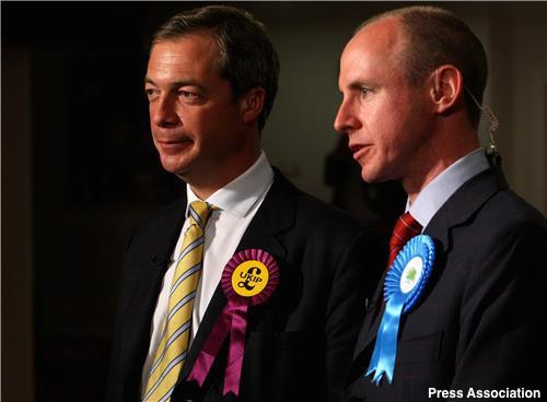 Come And Join UKIP, Daniel Hannan! We're the Only Party for You…
