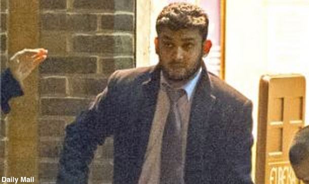 NHS Doctor With Family Jihad Ties Sought in 'Black Beatle' Beheading Search