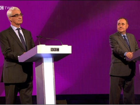 Scots Referendum: Salmond Wins Big, Darling Says Scotland Can Keep Pound After All