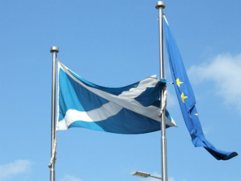 Spain 'Would Veto Scottish EU Bid'