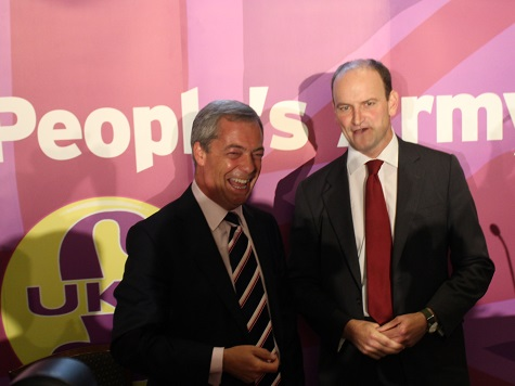 New Poll Gives UKIP 32 Point Lead in Clacton