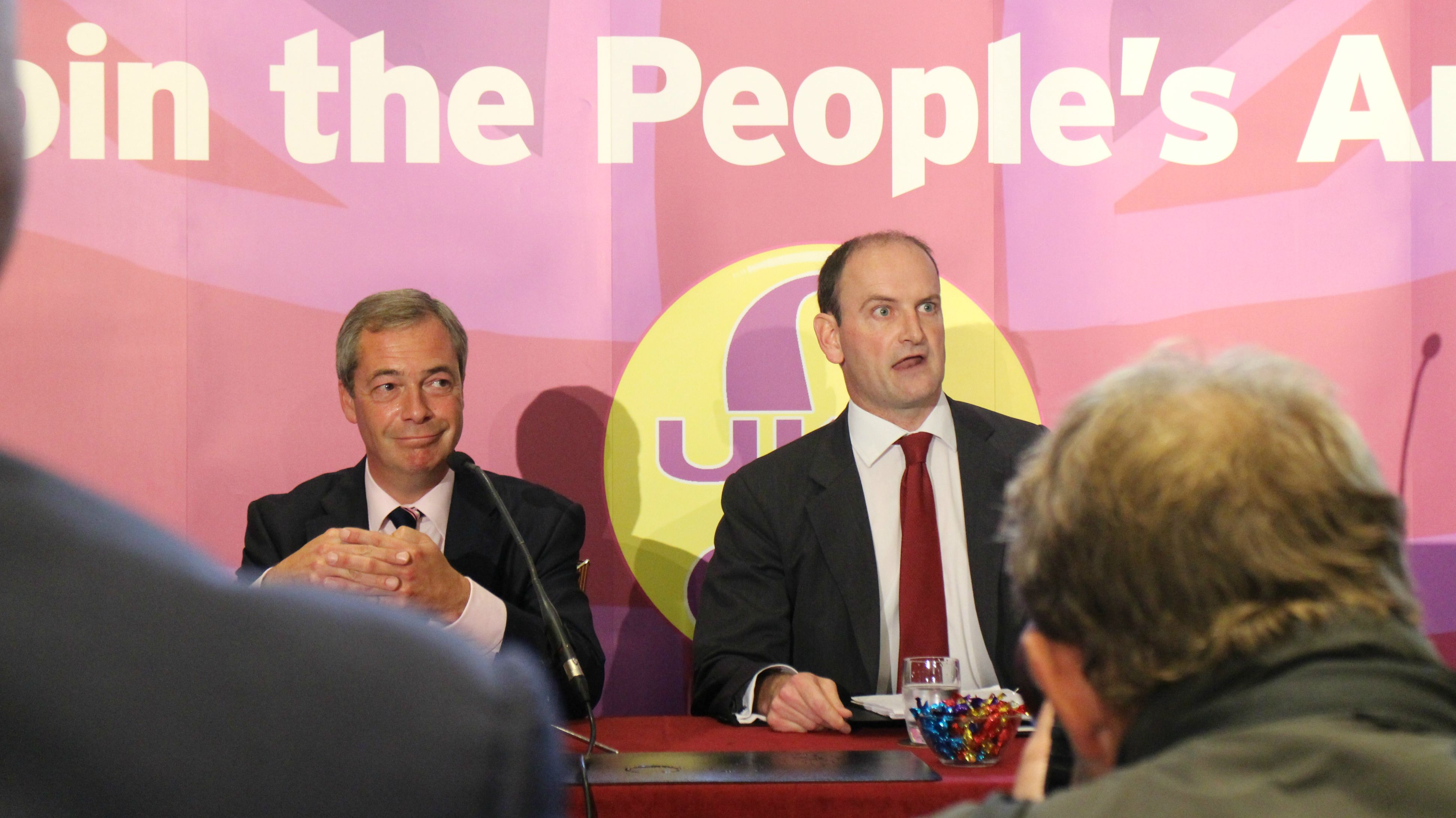 Douglas Carswell's Defection Speech In FULL