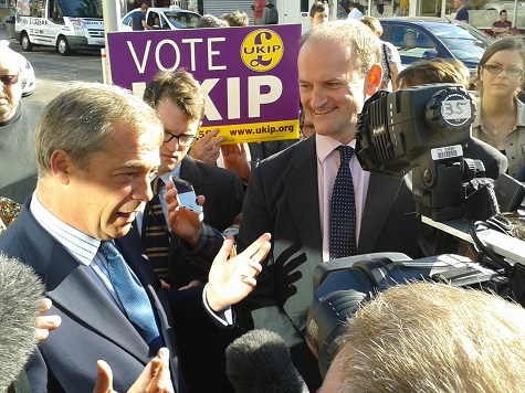 SHOCK POLL puts UKIP in 44 Point Lead Over Tories in Clacton