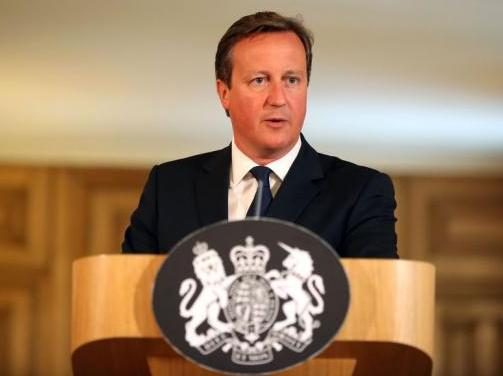 British PM David Cameron: Islamic State Beheading Video 'Disgusting, Despicable'