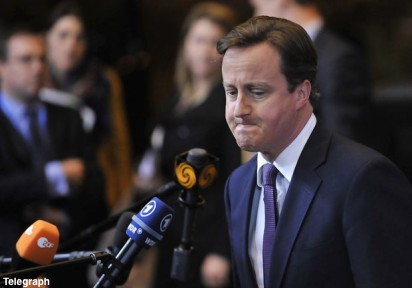 Cameron's Tories: Pessimistic, Divided and Expecting Defeat Next Year