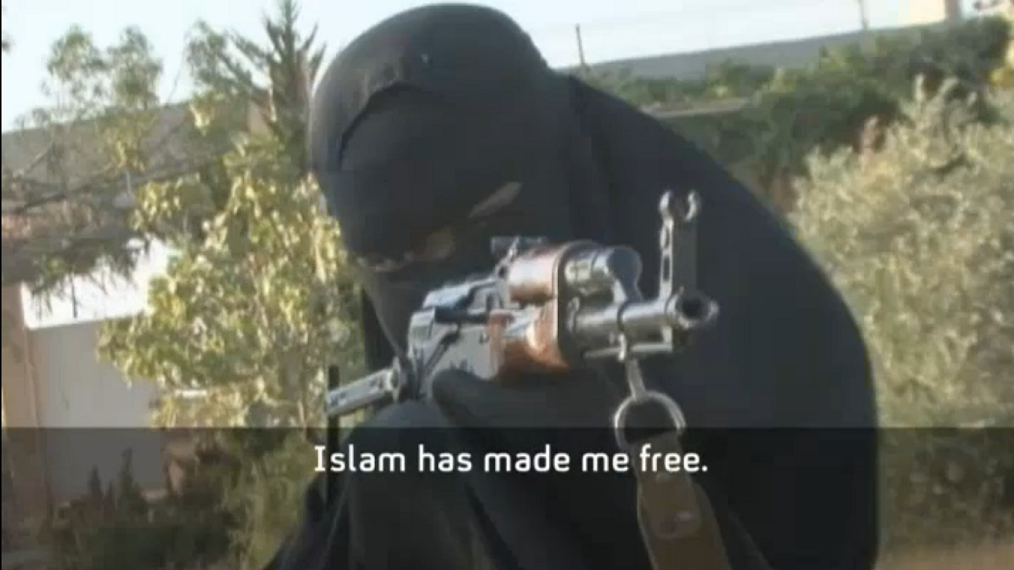 Jihadi Women Being Used to Shame British Men into Joining Islamic State