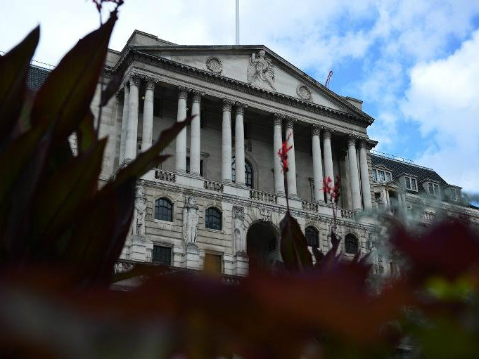 Bank of England to Keep Interest Rate at 0.50 Percent