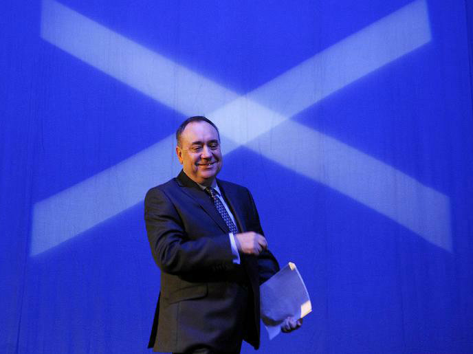 Scottish National Party Driving Scotland to Edge of Independence