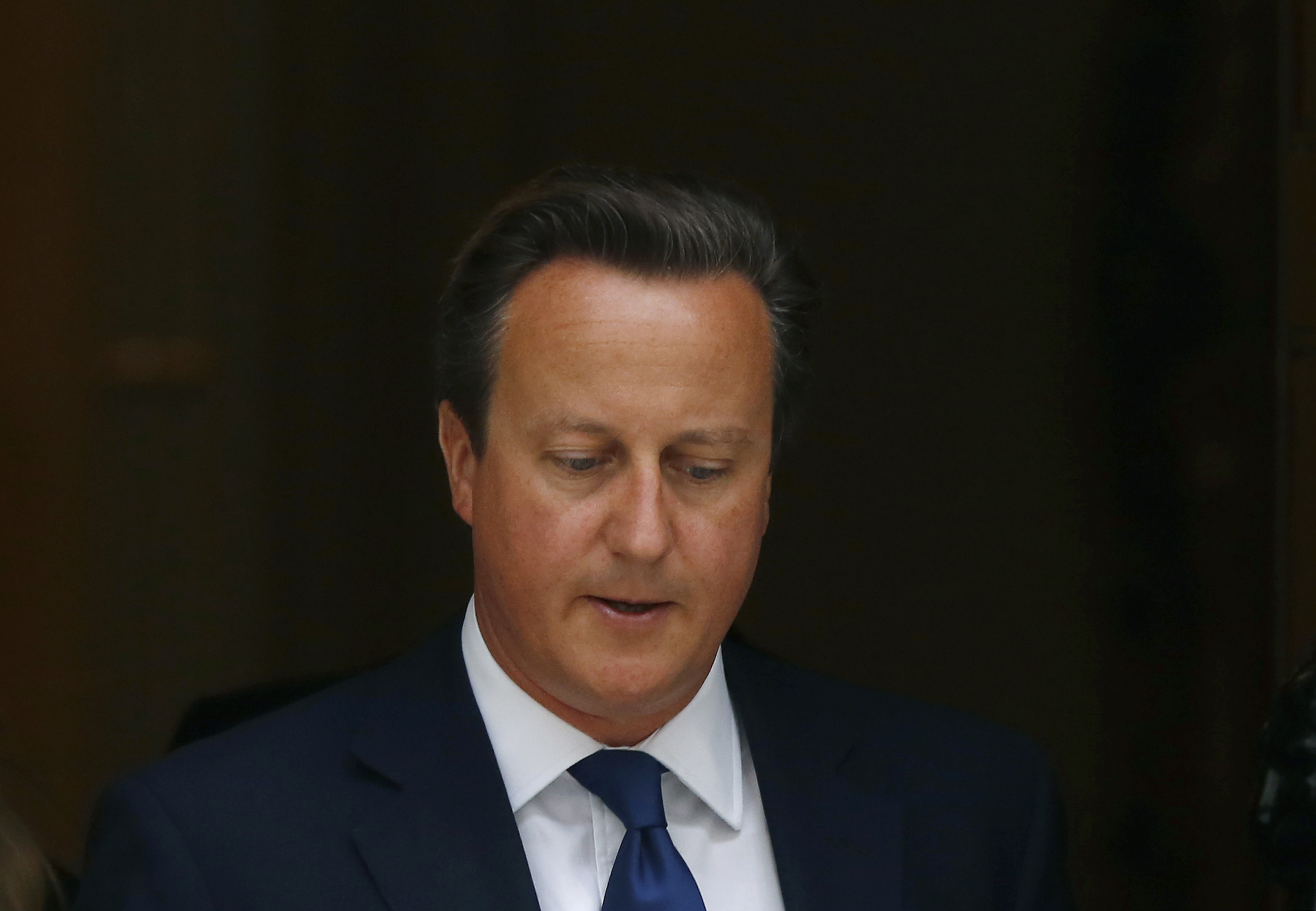 Britain Considering Arming, Training Kurdish Forces: PM Cameron