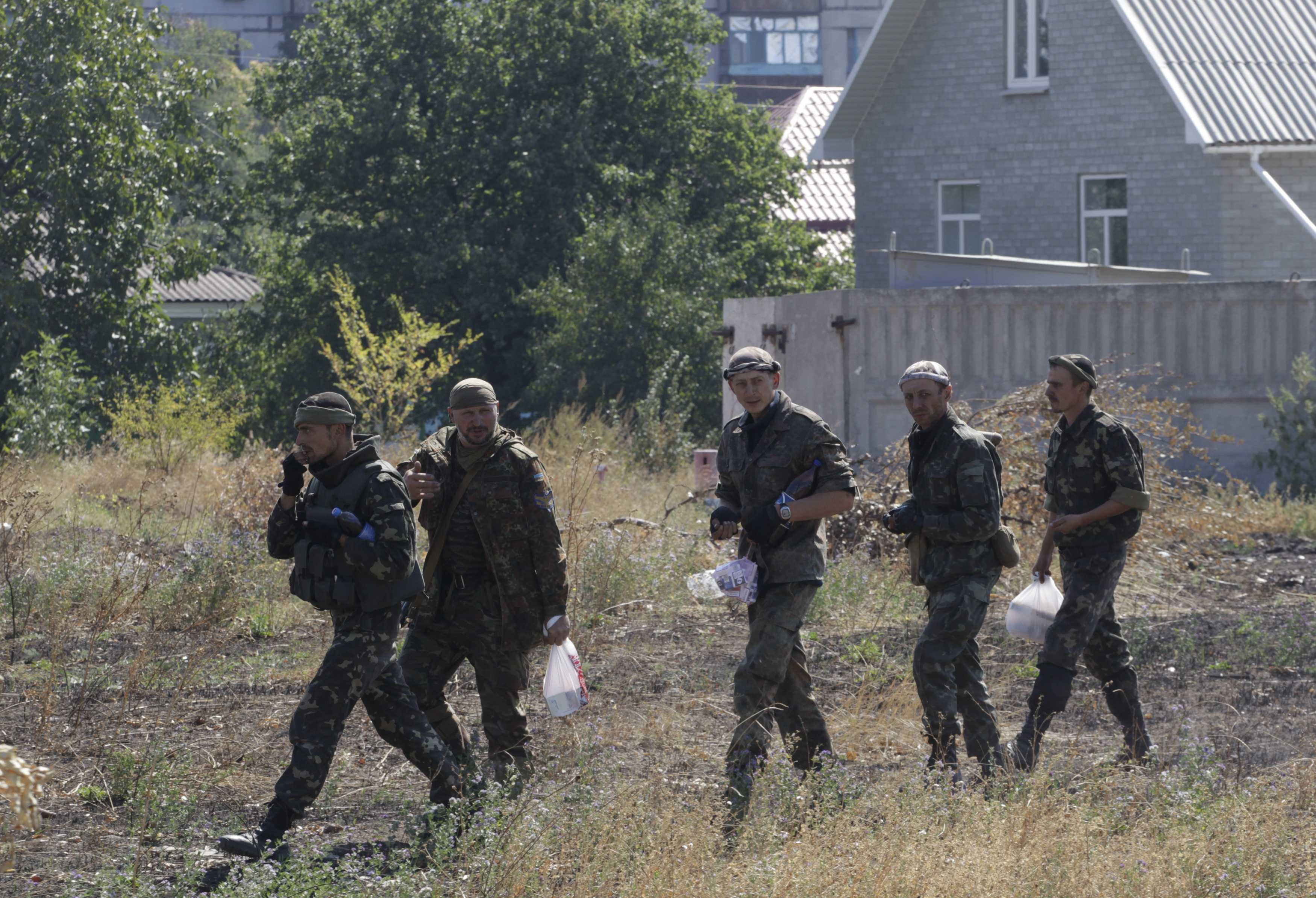 Ukraine, Pro-Russian Rebels Reach Ceasefire Deal