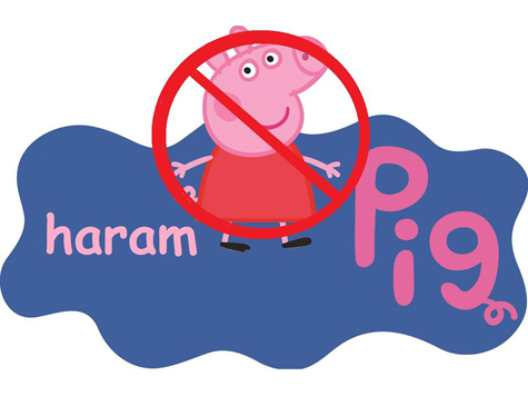 Comedian Fools Muslim Council of Britain with Hoax Campaign to Ban Peppa Pig