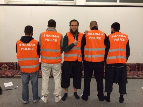 'Sharia Police' Patrolling Streets in Germany