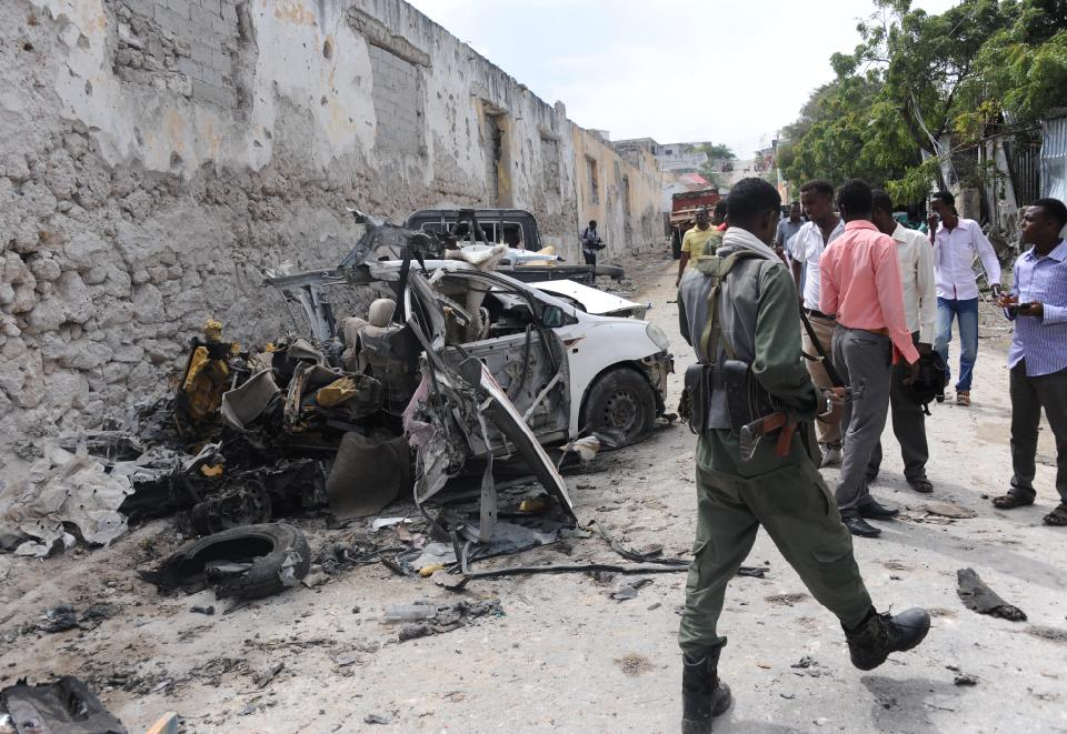 Somalia Put on High Alert after Shebab Leader Confirmed Dead