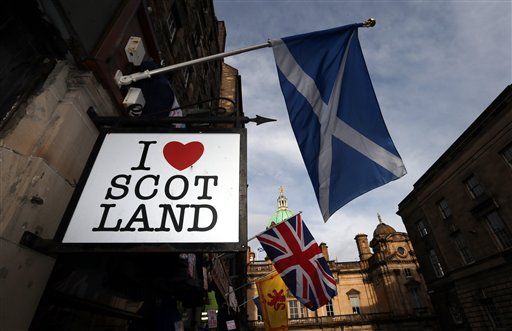 UK Offers Scotland More Autonomy Ahead of Vote