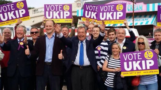 Douglas Carswell's Niceness is Going a Long Way in Clacton