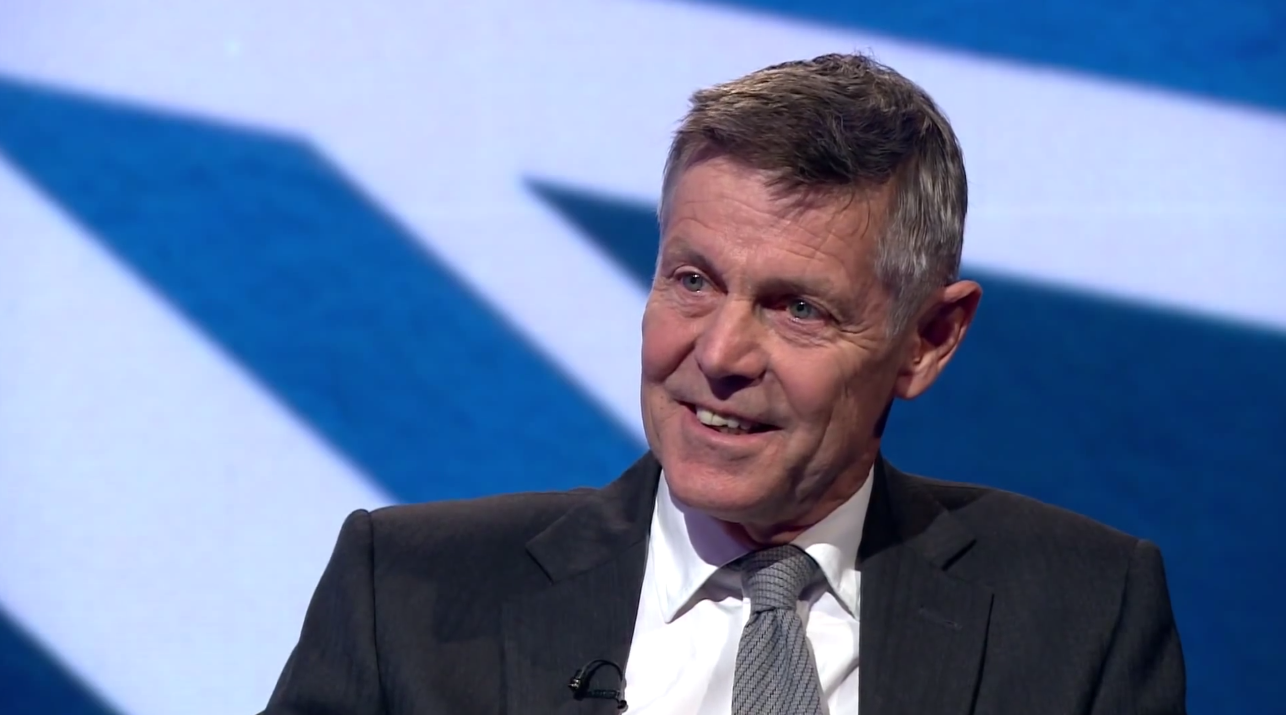 Ex-Tory MP Matthew Parris: Cyber-Kippers Aren't Nazis, But You Are Mentally Ill