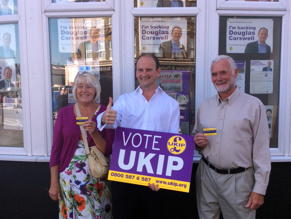 Clacton Conservative Councillors Follow Carswell to UKIP