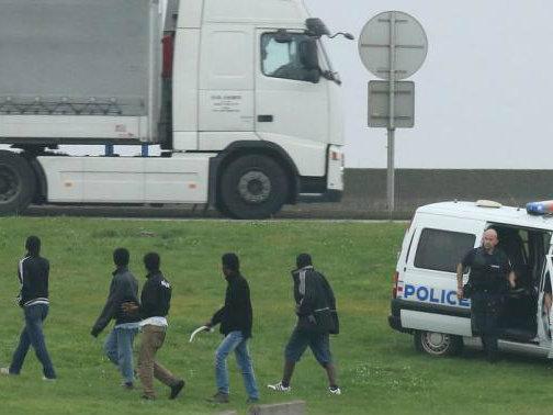 At Britain's Door, Migrants Defy French Border Crackdown