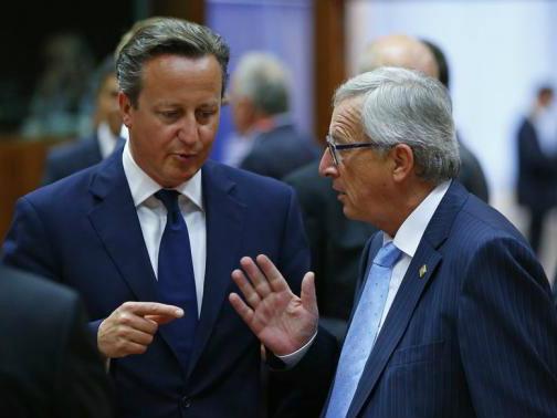 Cameron Opens Door For Partial Payment Of £1.7bn EU Bill