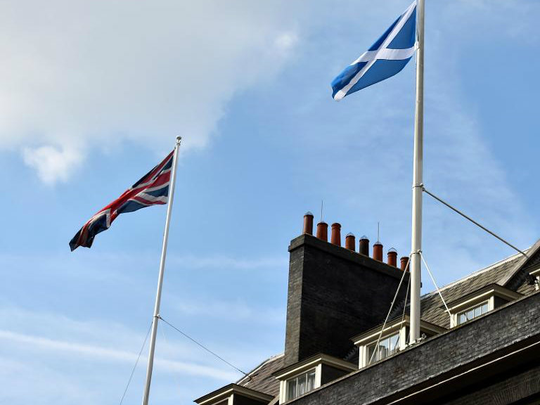 Scottish Flag Failure Mocked by Media