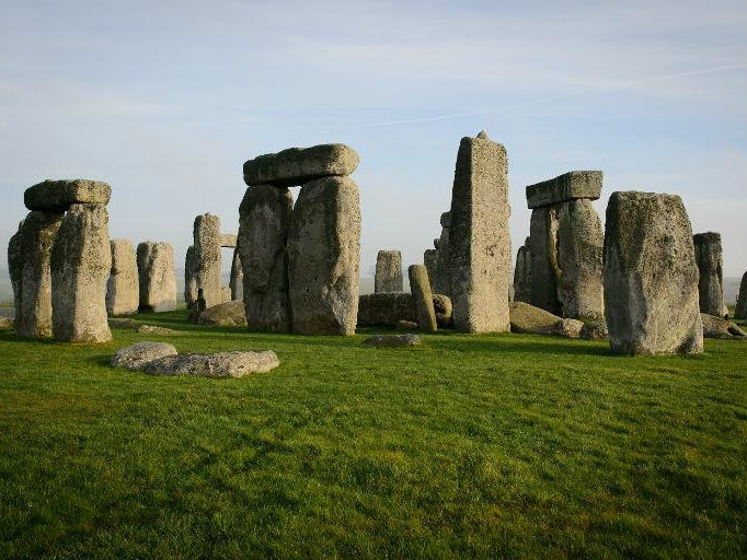 Scans Reveal New Monuments at Stonehenge